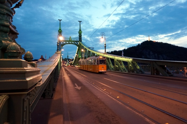 Puente de la Libertad Budapest