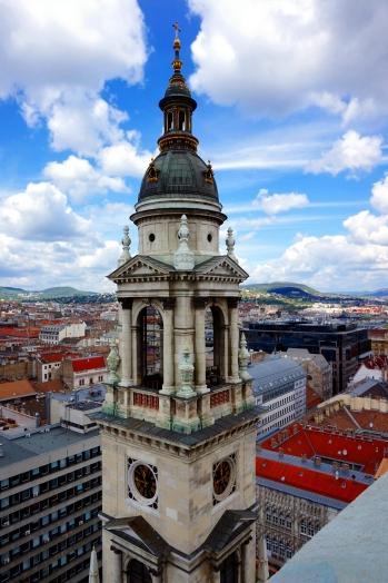 torre S.Esteban Budapest