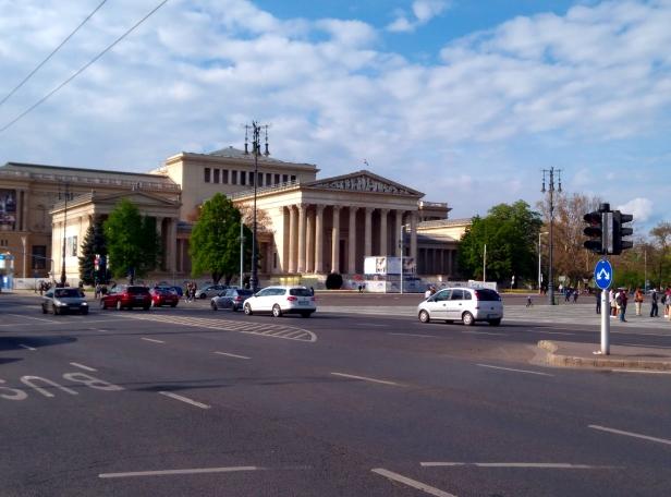 Museo de Bellas Artes Budapest