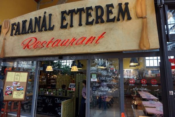 Fakanál Restaurant