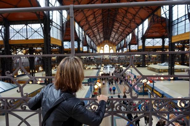 interior mercado budapest