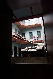 Tanque Casa del Terror