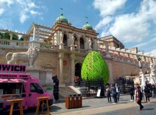 Mercadillo Pascua en Buda