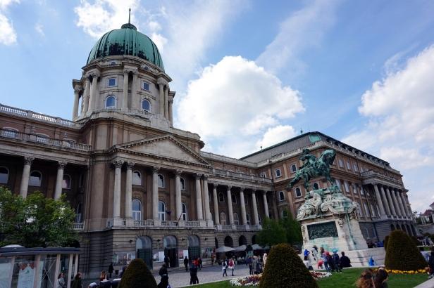 Palacio Real Buda