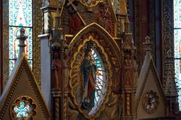 Virgen Iglesia Matías