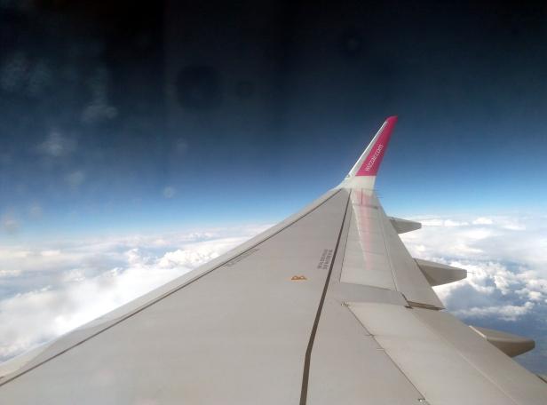 Wizzair avión