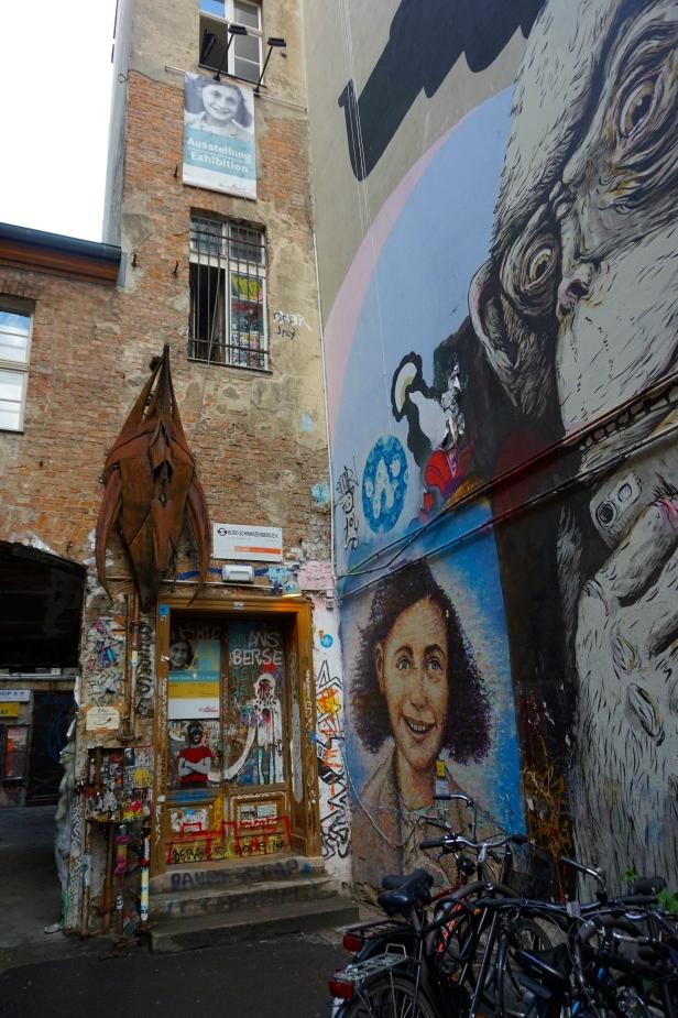 Anna Frank Berlín