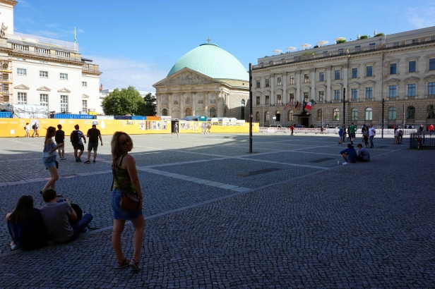Bebelplatz Berlín