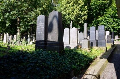 Cementerio judío berlín