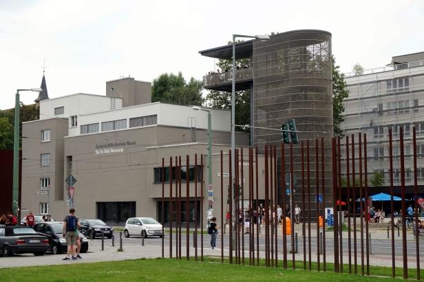 Centro interpretación del muro