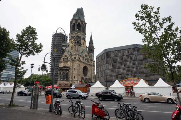 Iglesia Kaiser Guillermo