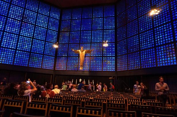 interior iglesia K.Guillermo