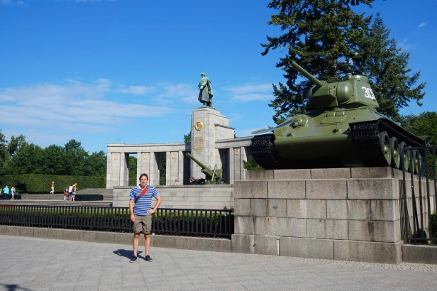 Memorial Soldados Soviéticos