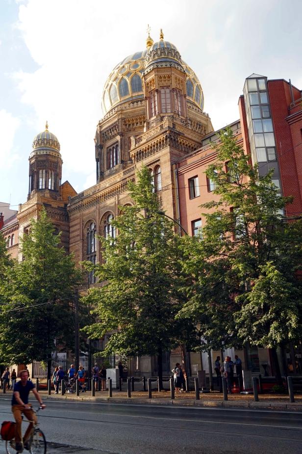 Sinagoga berlín