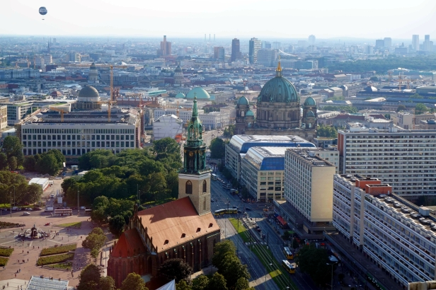 vistas Alexanderplatz