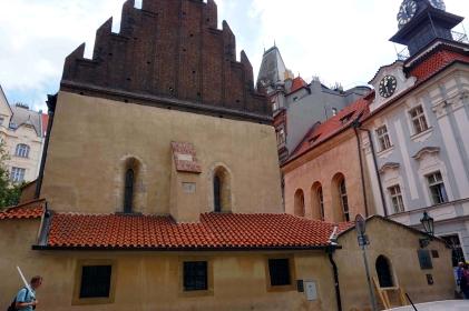 Antiguo Ayuntamiento Barrio Judío Praga