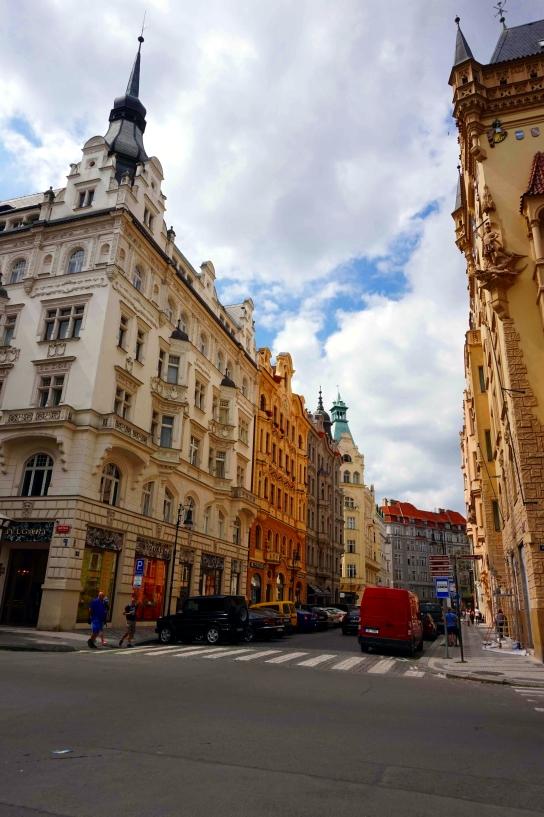 calle Paris josefov