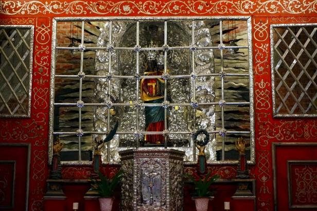 interior Casa Anunciación Virgen