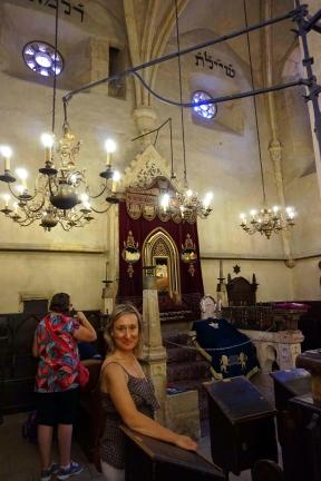 interior sinagoga vieja