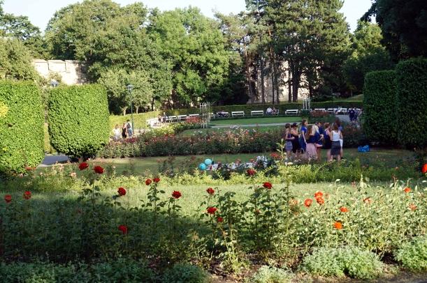 jardines Monte Petřín