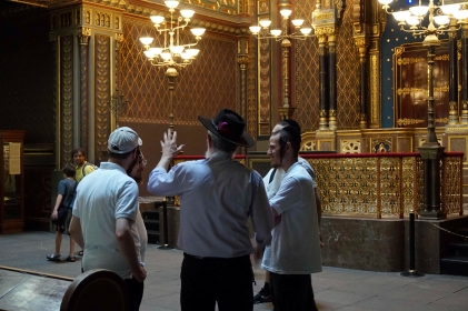 judíos sinagoga española