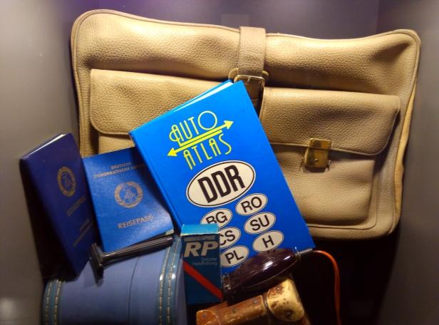 pasaporte DDR