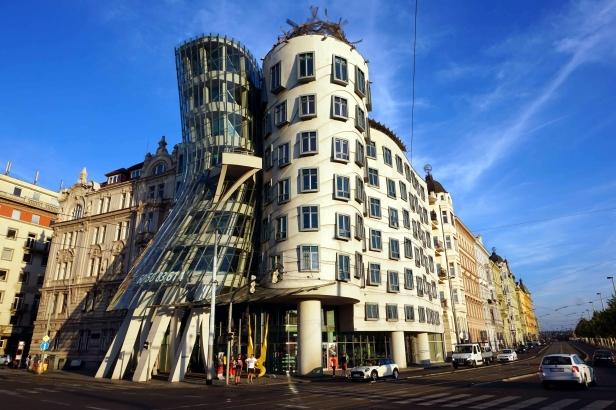 Casas danzantes Praga
