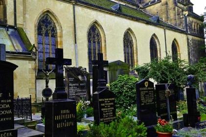 cementerio Vyšehrad