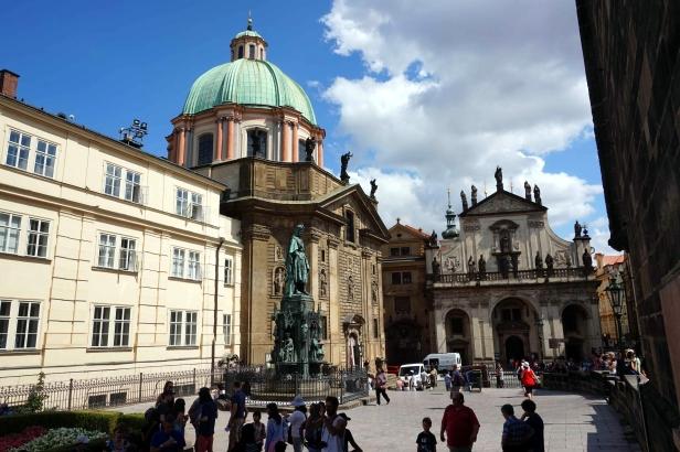 Clementinum e Iglesia S.Salvador