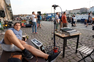 concierto orillas Moldava