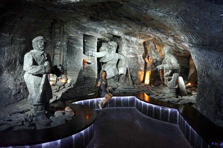 minas de sal de wieliczka, un imprescindible en cracovia