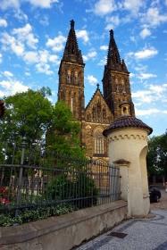 Iglesia y Cementerio Vyšehrad