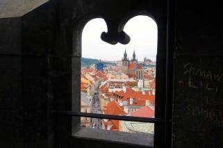 vistas desde Torre Pólvora