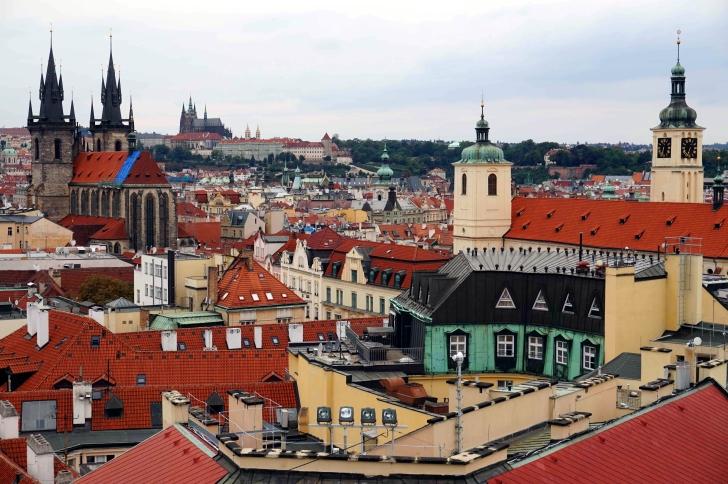 vistas Praga