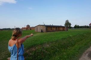 barracones Birkenau