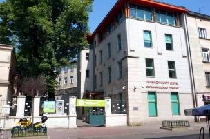 Centro judío Cracovia