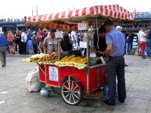 comida callejera Estambul