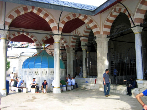mezquita Mihrimah Sultán