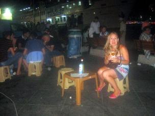 noche en Eminönü