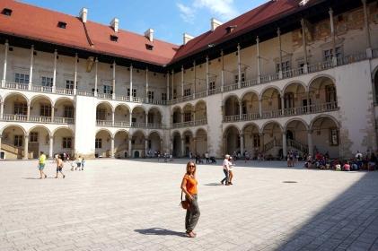 Palacio Real Cracovia