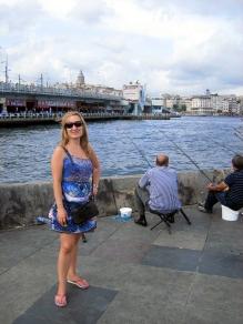 Pescadores de Eminönü