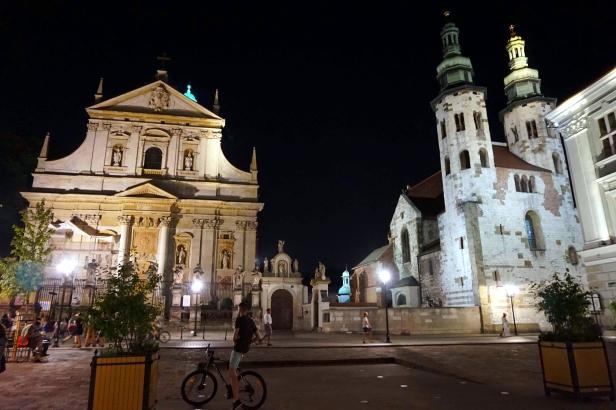 San Pedro y S.Pablo Cracovia