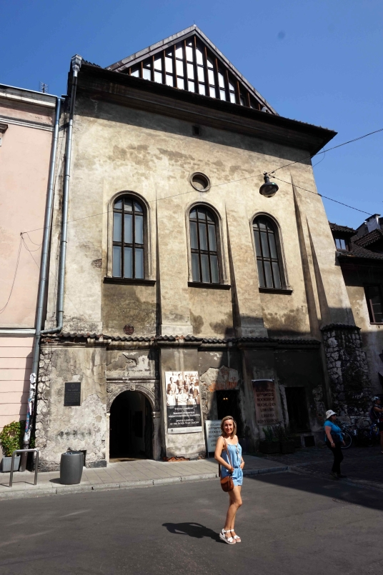 Sinagoga alta