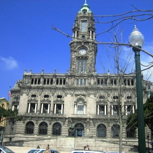Cámara municipal Oporto