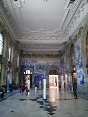 Estación Sâo Bento