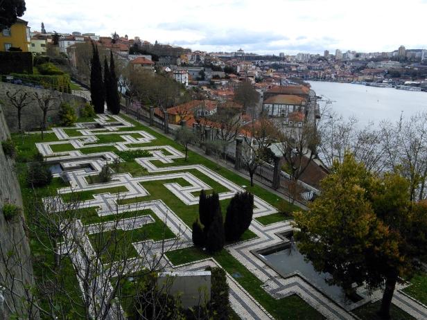 jardines Palacio Cristal