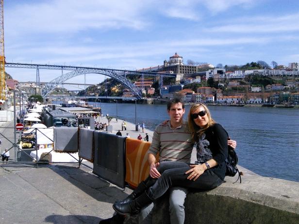 Ribeira Puente Luiz I