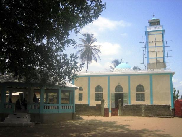 Mezquita Mar Lodj