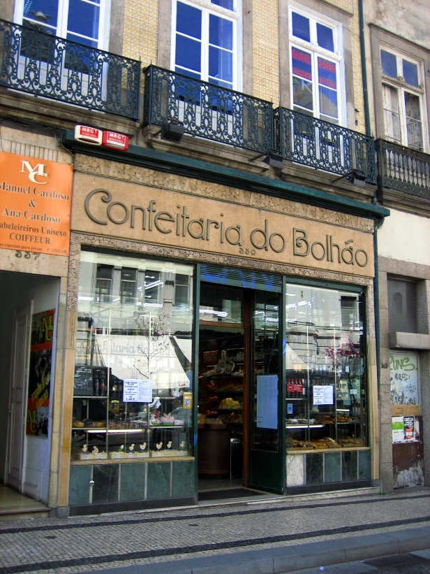 confeitaría do Bolhâo