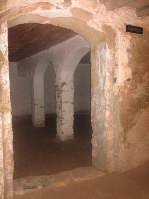 Celda de mujeres esclavas Gorée